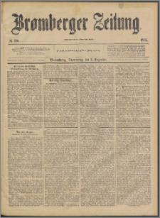 Bromberger Zeitung, 1891, nr 283