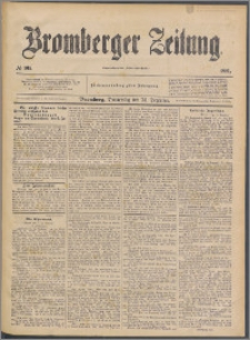 Bromberger Zeitung, 1891, nr 305