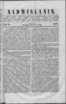 Nadwiślanin, 1860.05.15 R. 11 nr 38