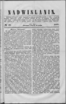 Nadwiślanin, 1860.05.18 R. 11 nr 39
