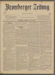 Bromberger Zeitung, 1892, nr 39