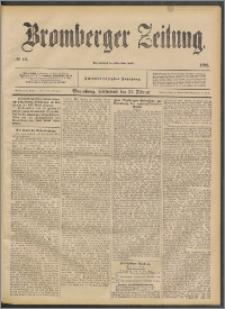 Bromberger Zeitung, 1892, nr 49
