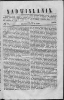 Nadwiślanin, 1860.05.25 R. 11 nr 41