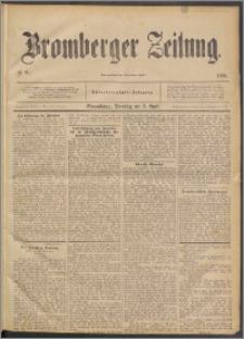 Bromberger Zeitung, 1892, nr 81