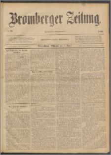 Bromberger Zeitung, 1892, nr 82