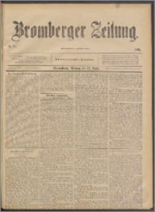 Bromberger Zeitung, 1892, nr 86