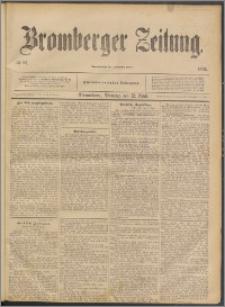 Bromberger Zeitung, 1892, nr 87