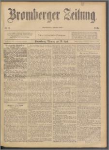 Bromberger Zeitung, 1892, nr 91