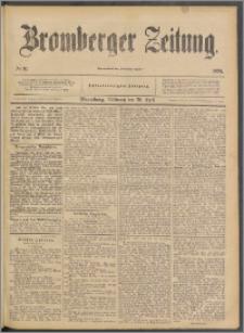 Bromberger Zeitung, 1892, nr 92