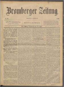 Bromberger Zeitung, 1892, nr 93