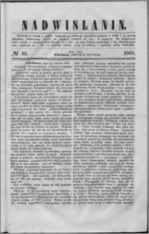 Nadwiślanin, 1860.06.02 R. 11 nr 42