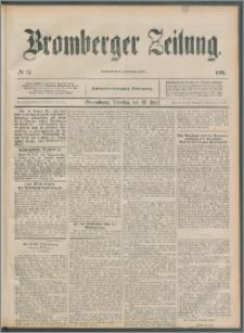 Bromberger Zeitung, 1892, nr 97