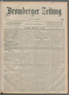 Bromberger Zeitung, 1892, nr 98