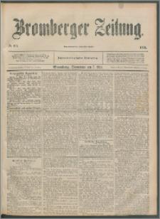 Bromberger Zeitung, 1892, nr 107