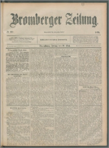 Bromberger Zeitung, 1892, nr 111