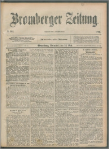 Bromberger Zeitung, 1892, nr 112