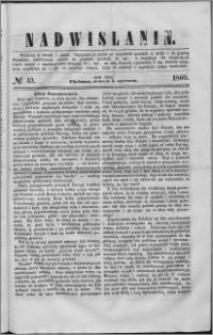 Nadwiślanin, 1860.06.05 R. 11 nr 43