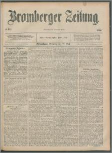 Bromberger Zeitung, 1892, nr 114