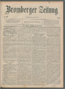 Bromberger Zeitung, 1892, nr 119
