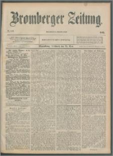 Bromberger Zeitung, 1892, nr 121