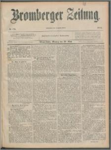 Bromberger Zeitung, 1892, nr 124