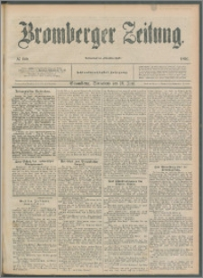 Bromberger Zeitung, 1892, nr 140