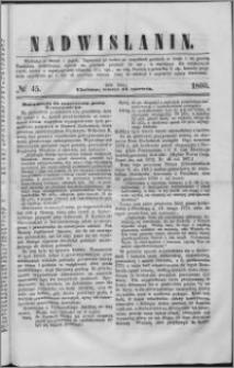 Nadwiślanin, 1860.06.12 R. 11 nr 45