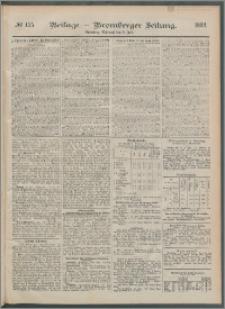 Bromberger Zeitung, 1892, nr 155
