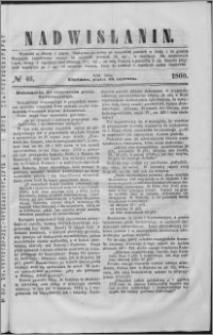 Nadwiślanin, 1860.06.15 R. 11 nr 46