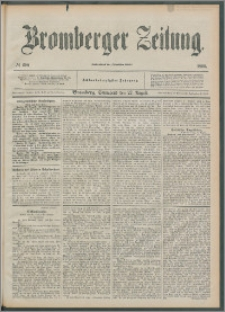 Bromberger Zeitung, 1892, nr 200