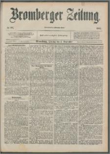 Bromberger Zeitung, 1892, nr 207