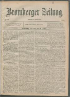 Bromberger Zeitung, 1892, nr 245