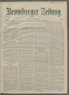 Bromberger Zeitung, 1892, nr 247