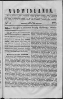 Nadwiślanin, 1860.06.30 R. 11 nr 50