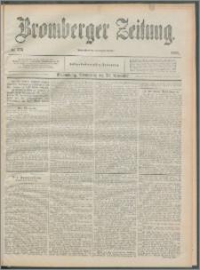 Bromberger Zeitung, 1892, nr 275