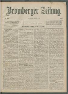 Bromberger Zeitung, 1892, nr 296