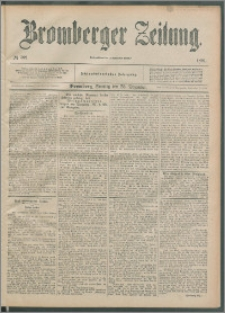 Bromberger Zeitung, 1892, nr 302