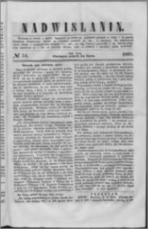 Nadwiślanin, 1860.07.13 R. 11 nr 54