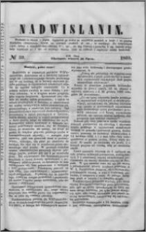 Nadwiślanin, 1860.07.31 R. 11 nr 59