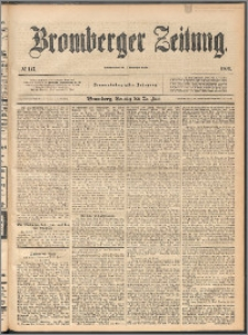 Bromberger Zeitung, 1893, nr 147