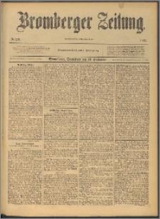Bromberger Zeitung, 1893, nr 218