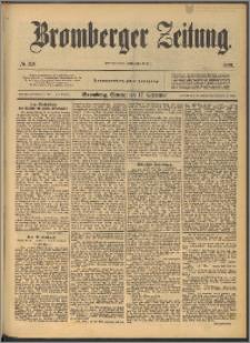 Bromberger Zeitung, 1893, nr 219
