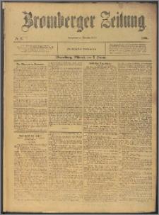Bromberger Zeitung, 1894, nr 1