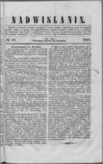 Nadwiślanin, 1860.08.31 R. 11 nr 68