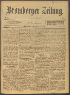 Bromberger Zeitung, 1894, nr 54