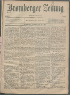 Bromberger Zeitung, 1895, nr 164