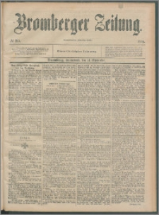 Bromberger Zeitung, 1895, nr 216