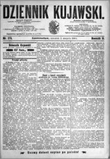 Dziennik Kujawski 1894.08.02 R.2 nr 173