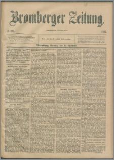 Bromberger Zeitung, 1895, nr 276