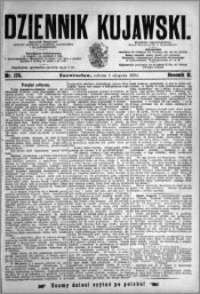 Dziennik Kujawski 1894.08.04 R.2 nr 175
